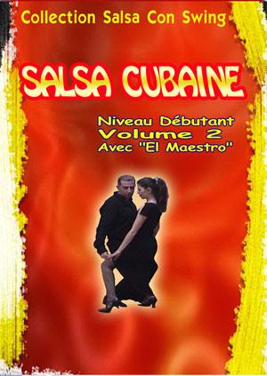 DVD salsa cubaine